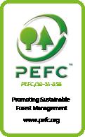 PEFC™ gecertificeerde kantlatten