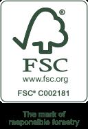 FSC® gecertificeerde deurregels